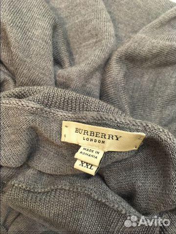 Свитер- Бадлон мужской Burberry(б у 2-3 раза) купить в Санкт ... 4049a8a346d