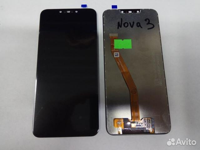 Huawei nova 3 дисплей мойка blanco nova