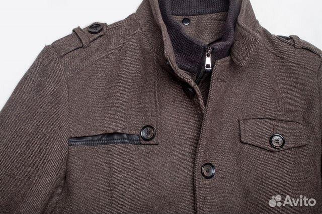 Пальто 56 размер 89141948510 купить 2