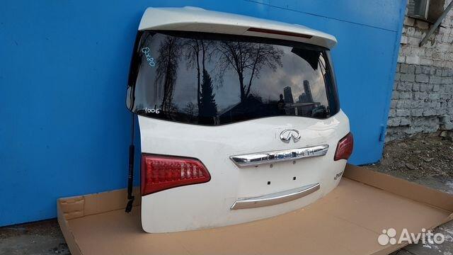 Ремонт багажника qx80 Замена топливного фильтра