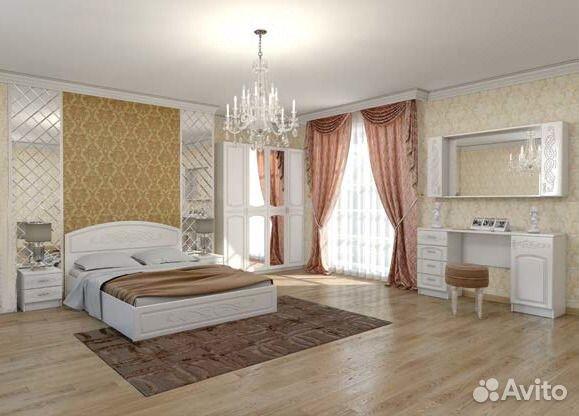 спальня венеция жемчуг модульная купить в пермском крае на Avito