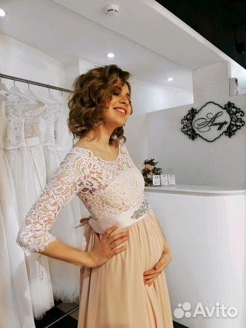 6030296e777627a Платье вечернее для беременной | Festima.Ru - Мониторинг объявлений