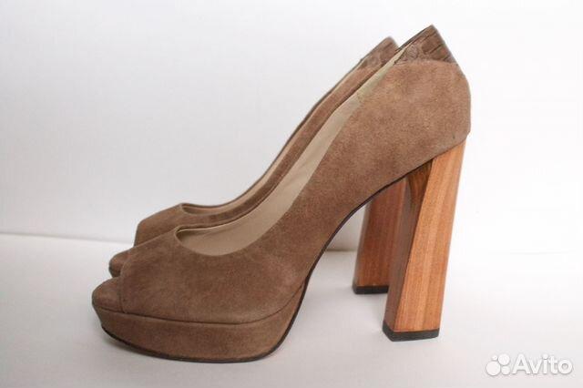 c317b126d Новые туфли Mascotte, размер 37 купить в Санкт-Петербурге на Avito ...