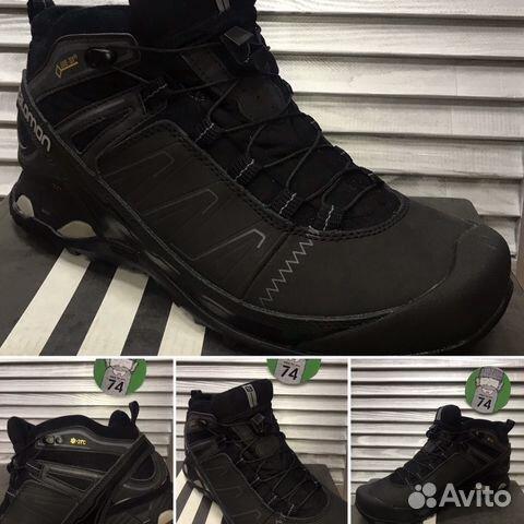 Ботинки Salomon   Festima.Ru - Мониторинг объявлений 91099253bf8