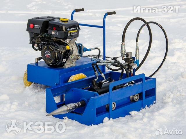 Оборудование для прокола грунта Игла (мини-гнб) 89377774923 купить 6