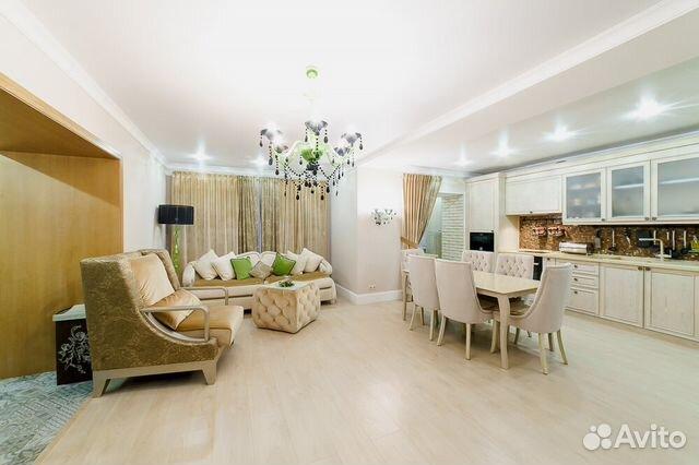 Продается четырехкомнатная квартира за 30 000 000 рублей. Нижний Новгород, Деловая улица, 20.