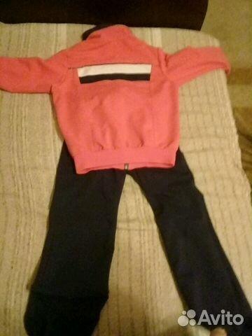 Спортивный костюм для девочки 89063989803 купить 1