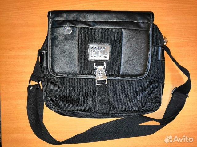 81ac27801aab Мужская сумка через плечо HYL,новая купить в Краснодарском крае на ...