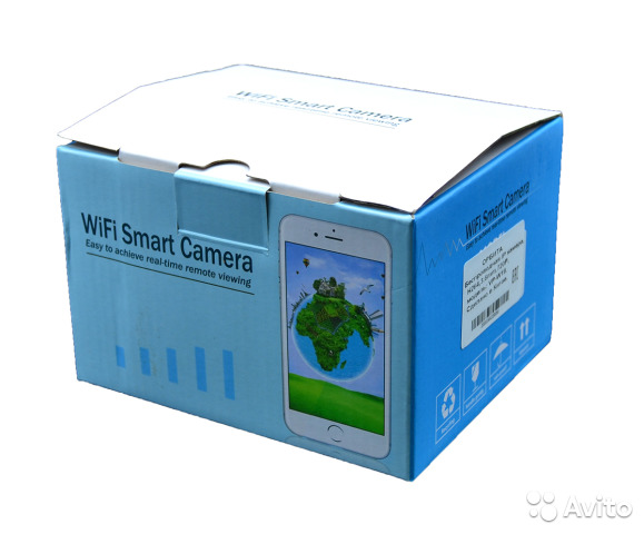 WI-FI IP камера VP-W19 89619484077 купить 3