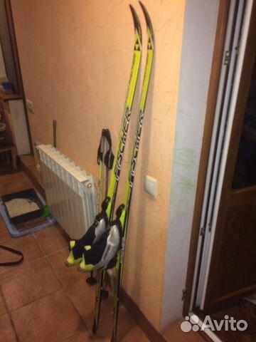 45b8bfbcbe2f Беговые лыжи купить в Саратовской области на Avito — Объявления на ...