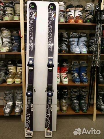 399be29d18e4 Горные лыжи детские Fischer Stunner SLR2 + креп. 7   Festima.Ru ...