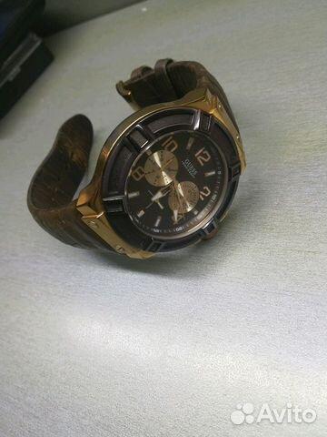 aa541eeb Наручные часы guess W0040G3 б/у купить в Алтайском крае на Avito ...