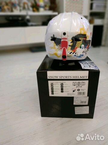 Горнолыжный шлем детский USD