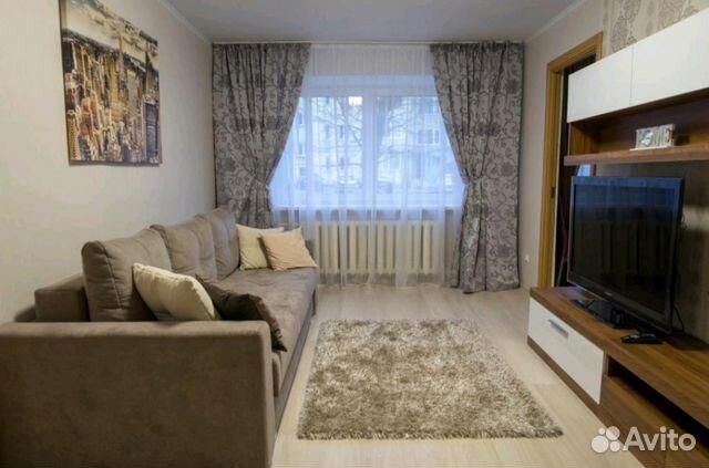 Продается двухкомнатная квартира за 6 500 000 рублей. Клубничная улица, 76.