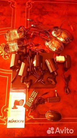 Комплект видеонаблюдения 89086671777 купить 5