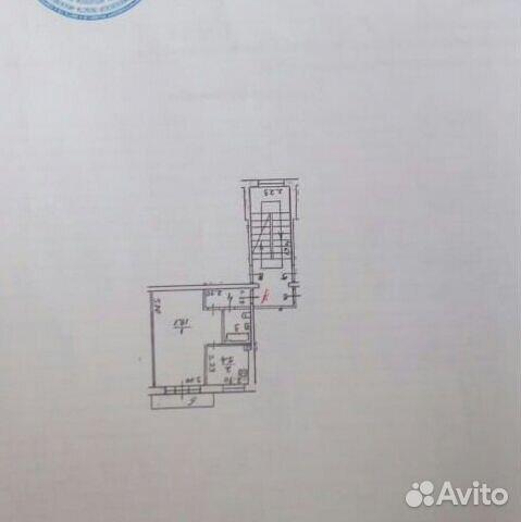 Продается однокомнатная квартира за 3 250 000 рублей. Пионерская, 29.