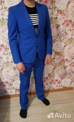 Мужской костюм + туфли пиджак 89991338544 купить 2