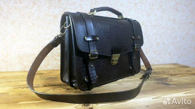 f1bfca3ad52a Портфель мужской, кожаный портфель | Festima.Ru - Мониторинг объявлений
