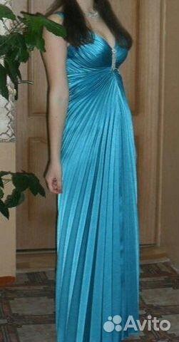 75b435c68ea Вечернее (выпускное) платье купить в Республике Мордовия на Avito ...