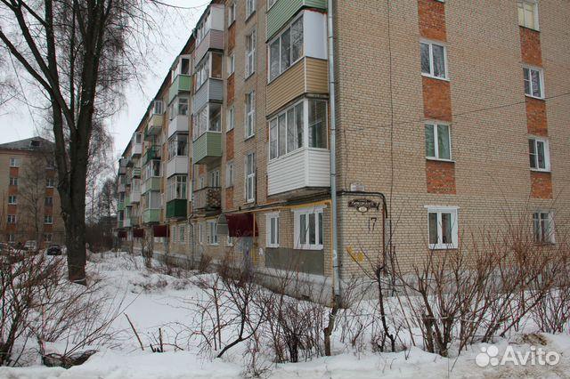 Продается двухкомнатная квартира за 2 700 000 рублей. Маяковского ул, 17.