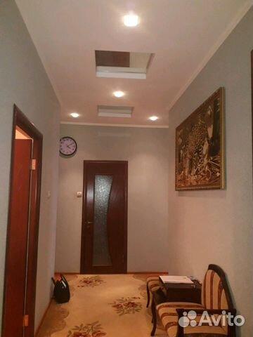 Продается трехкомнатная квартира за 5 300 000 рублей. Забурхановская улица, 93/1.
