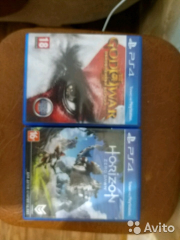 Games on the PS 4