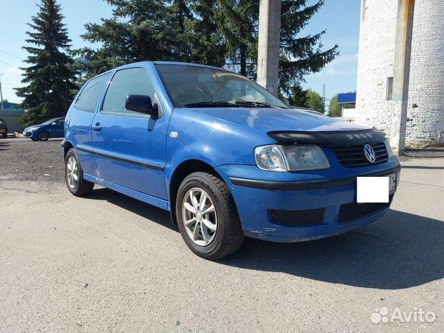 Купить Volkswagen Polo пробег 189 000.00 км 2000 год выпуска