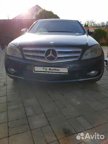 Купить Mercedes-Benz C-класс пробег 150 000.00 км 2008 год выпуска