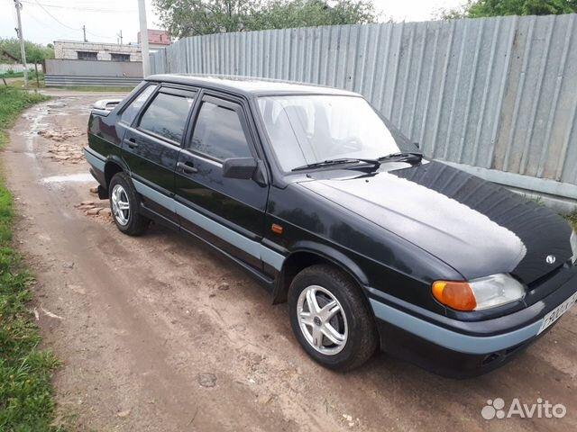 Купить ВАЗ (LADA) 2115 Samara пробег 125 000.00 км 2005 год выпуска