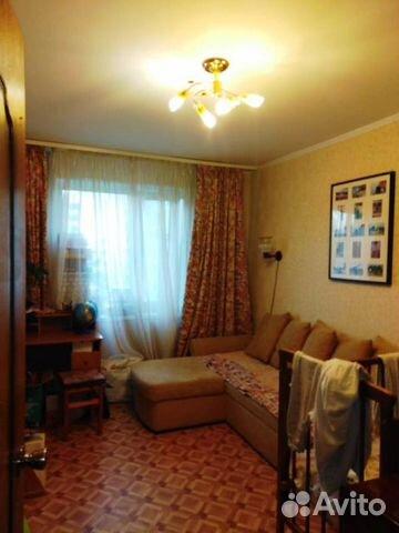Продается двухкомнатная квартира за 4 500 000 рублей. Московская обл, г Жуковский, ул Баженова, д 17.