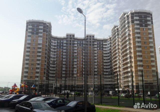 Продается однокомнатная квартира за 4 250 000 рублей. Московская обл, г Люберцы, ул Вертолетная, д 24.