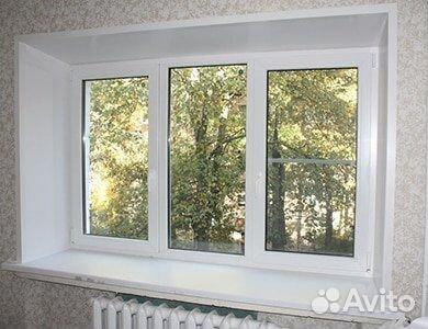 Откосы на окна двери балкон