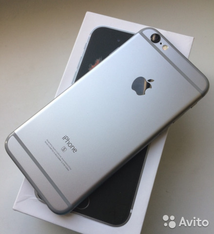 Apple iPhone 6s Space Gray