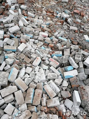 продам бой бетона