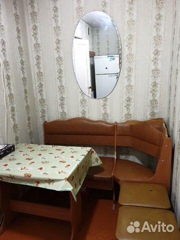 Комната 18 м² в 1-к, 4/4 эт.