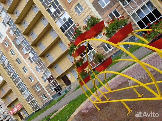 1-к квартира, 40 м², 7/16 эт. 89370146156 купить 8