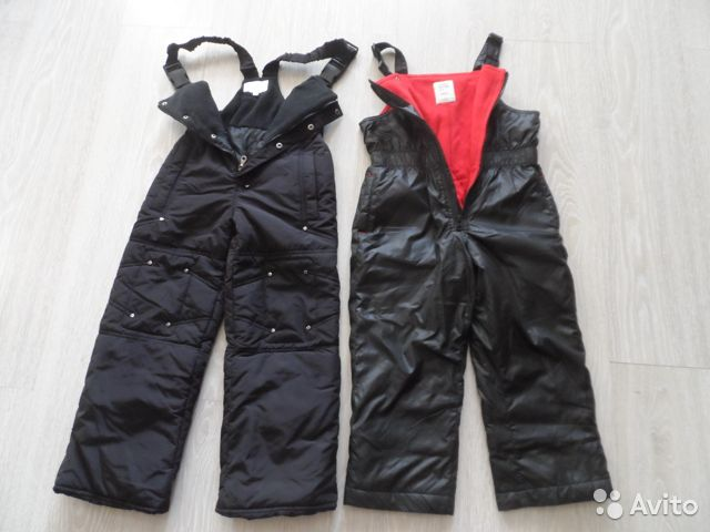 Фирм.полукомбезы как новые,куртки пакеты одежды— фотография №2