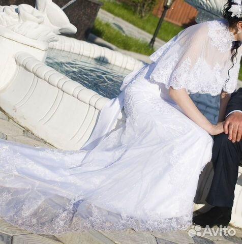 Авито курск купить свадебное платье б у