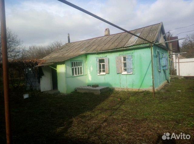 Дом 40 м² на участке 10 сот.