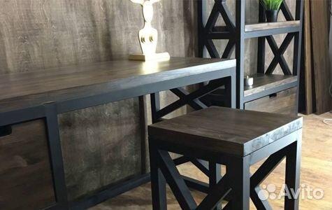 Стол в стиле лофт 89885896781 купить 3