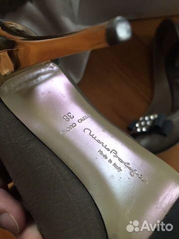 Туфли +сумка Vero cuoio (Mario Bologna )  89114911254 купить 8