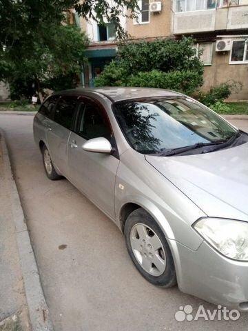 Nissan Primera, 2001  89880501576 купить 6