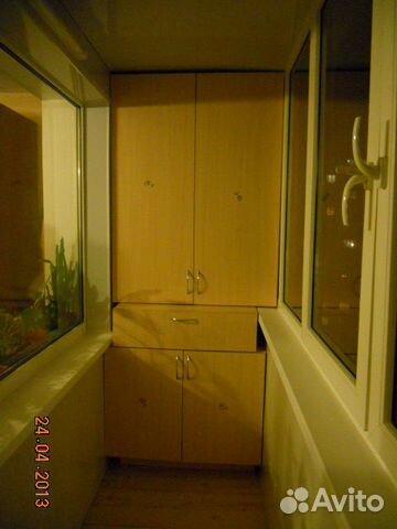 """Шкаф для лоджии """"трио"""" (нестандарт) купить в санкт-петербург."""
