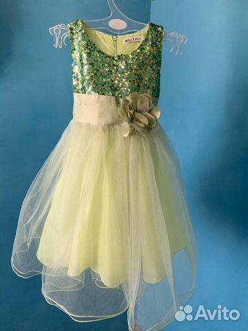 Платье праздничное 89246706825 купить 1