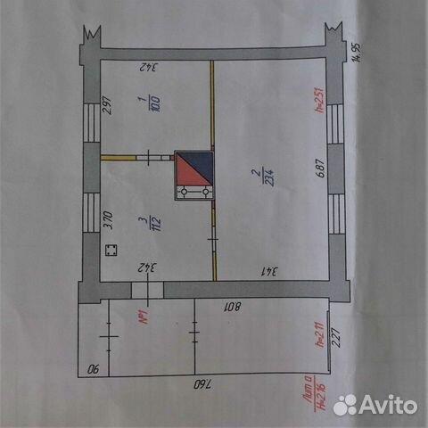 Дом 44.6 м² на участке 10.5 сот. 89058538149 купить 6