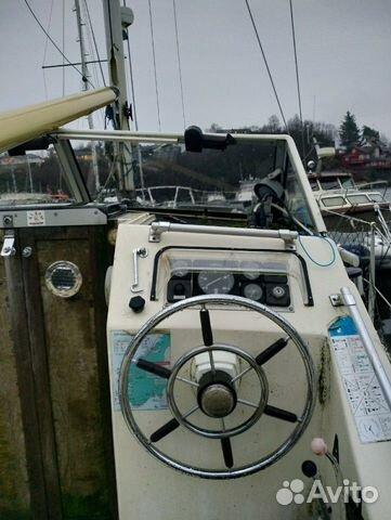 Парусно-моторная яхта motosailer 31 фут 89586042685 купить 2