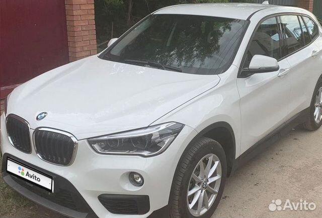 BMW X1, 2017 купить 1