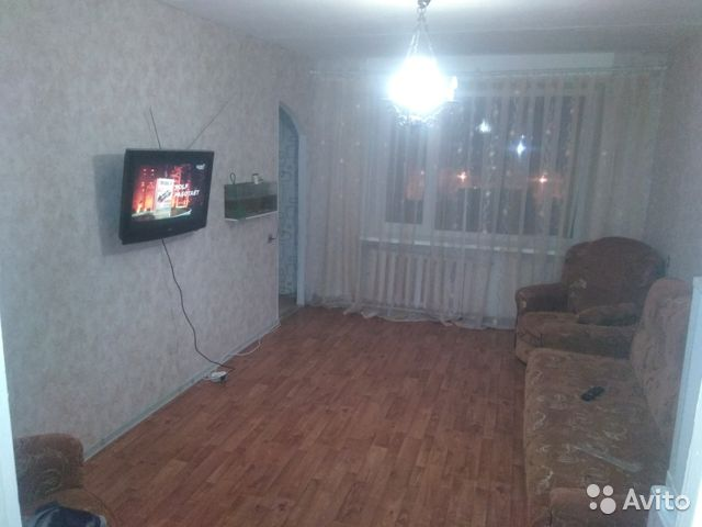 2-room apartment, 41 m2, 5/5 floor.