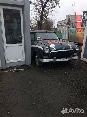 ГАЗ 21 Волга, 1961 купить 4