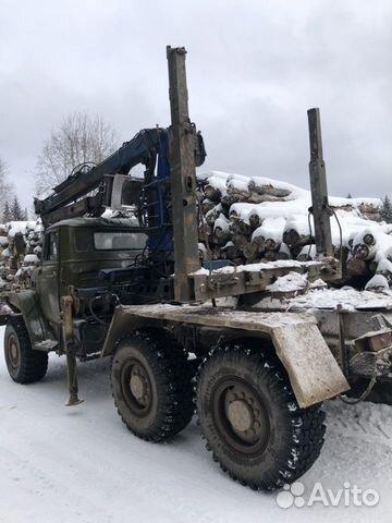 Урал лесовоз купить 2